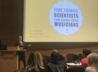 Musicians & Scientists